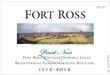 2010 PINOT NOIR: BICENTENNIAL BOTTLING. Fort Ross Vineyard, Fort Ross-Seaview, Sonoma Coast - LIMITED
