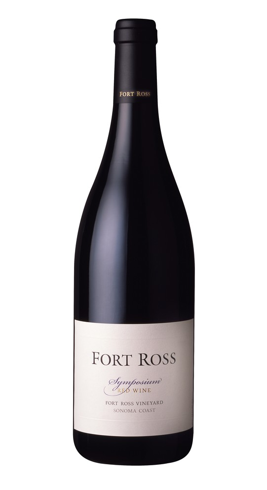 2007 PINOT NOIR: SYMPOSIUM  Fort Ross Vineyard, Sonoma Coast  - Limited
