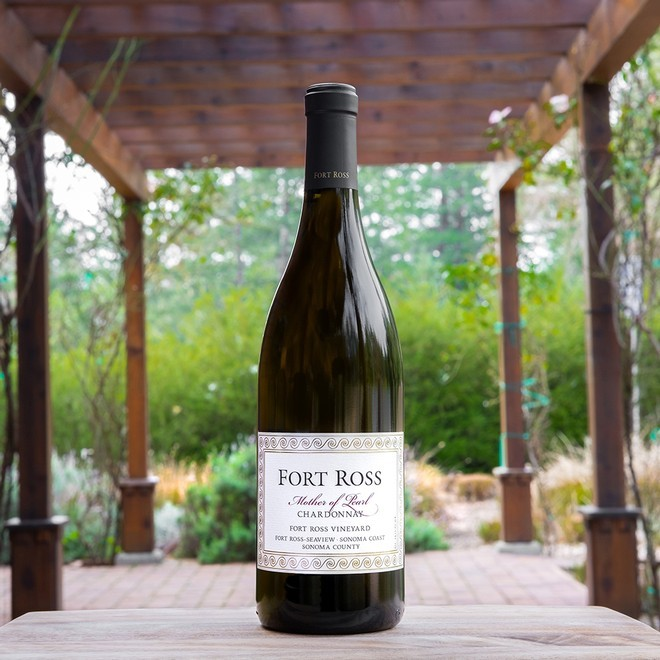 2017 Mother of Pearl Chardonnay