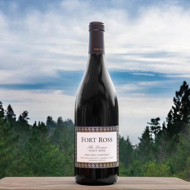 2017 The Terraces Pinot Noir
