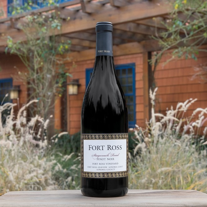 2012 Stagecoach Road Pinot Noir